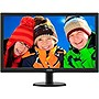 "Philips 273V5LHSB V-Line 27"" Full HD LED-Backlit LCD Monitor"