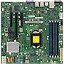 Supermicro X11SSL-F Micro ATX Server Motherboard w/ Intel Chipset & Socket H4