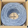 Premiertek 1000ft Cat6 Bulk Bare Copper Network Cable (Gray)
