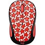 Logitech M325c Small Colorful Wireless Mouse - Cosmos Coral