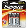 Energizer Multipurpose 1.5V DC AAA Battery - 8 Pack