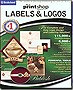 Print Shop Elements: Labels and Logos