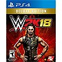 Take-Two WWE 2K18 Deluxe Edition - PlayStation 4