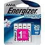 Energizer Ultimate Lithium AA Batteries - AA - Lithium (Li) - 8 / Pack