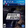 Hidden Agenda - PlayStation 4