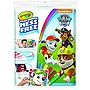 Crayola Paw Patrol Color Wonder Coloring Pad & Markers, Mess Free