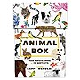 Animal+Box%3a+100+Postcards+by+10+Artists