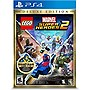 WB LEGO Marvel Super Heroes 2 Deluxe Edition - PlayStation 4