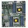 Supermicro EATX Extended ATX DDR4 LGA 2011 Motherboards X10DRH-C-O