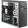 TWR BB BLACK LGA2011 2133MHZ 4X SATA 900W X10SRA UP MAX 512GB