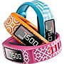 Garmin Jonathan Adler + Garmin - Palm Beach Trio (vívofit 2 Bands) - 3 - Pink, Orange, Cyan