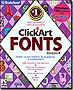 ClickArt Fonts 4 - 19,000+ Fonts