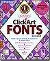 ClickArt+Fonts+4+-+19%2c000%2b+Fonts