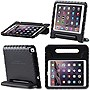 i-Blason Kido - Back cover for tablet - polycarbonate, thermoplastic polyurethane - black - for Apple 9.7-inch iPad (5th generation)