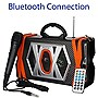Boytone+BT-36M+Portable+Audio+Karaoke+Bluetooth+PA+Speaker+System