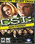 CSI: Hard Evidence - Windows PC