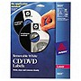 Avery Dennison Laser CD/DVD Labels - White