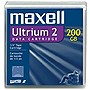 Maxell LTOU2/200 Ultrium LTO-2 Data Cartridge - LTO Ultrium LTO-2 - 200GB (Native) / 400GB (Compressed)