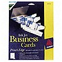 Avery+Business+Card+-+2%22+x+3.50%22+-+Glossy+-+200+%2f+Box+-+White