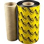 Wasp Wax Resin Black Ribbon - Thermal Transfer - Black