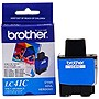 Brother Cyan Ink Cartridge - Inkjet - 400 Page - 1 Each