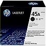 HP 45A Black Original LaserJet Toner Cartridge - 18000 Pages