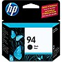 HP Black Ink Cartridge - Inkjet - 450 Page - Black