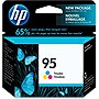 HP 95 Tri-color Ink Cartridge - Color - Inkjet - 260 Page