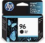 HP 96 BlackInk Cartridge - Black - Inkjet - 800 Page