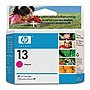 HP 13 Magenta Ink Cartridge (C4816A) - Magenta - Inkjet - 1020 Page