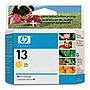 HP 13 Yellow Original Ink Cartridge - Yellow - Inkjet - 1260 Page - 1 Each