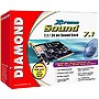 DIAMOND XtremeSound PCI 7.1 Channels 16 bit Sound Card - PCI - 16 bit - Internal