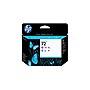 HP 72 Magenta and Cyan Printhead - Magenta, Cyan - Inkjet - 1 Each