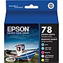 Epson Color Ink Cartridge - Inkjet - Color