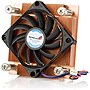 StarTech.com 1U Low Profile 70mm Socket 775 CPU Cooler Fan w/ Heatsink & TX3 - 1 x 70mm - 4500rpm 1 x Dual Ball Bearing