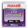 Maxell LTO Ultrium 4 Tape Cartridge - LTO Ultrium - LTO-4 - 800 GB (Native) / 1.60 TB (Compressed) - 1 Pack