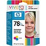 HP 78 Plus Tri-Color Ink Cartridge - Color - Inkjet - 450 Page