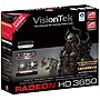 Visiontek Radeon HD 3650 Graphics Card - ATi Radeon HD 3650 - 512MB GDDR2 SDRAM
