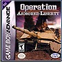 Operation - Armored Liberty (GBA)