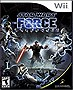 Star Wars The Force Unleashed (Wii)