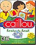 Caillou+Ready+To+Read+for+Windows+and+Mac