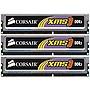 Corsair XMS3 6GB DDR3 SDRAM Memory Module - 6GB (3 x 2GB) - 1333MHz DDR3-1333/PC3-10600 - Non-ECC - DDR3 SDRAM - 240-pin DIMM