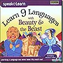 Learn 9 Languages with Beauty &amp; the Beast