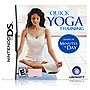 Quick Yoga Training (Nintendo DS)