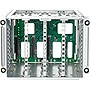HP Hard Drive Cage - 2 x 3.5&quot; - 1/3H Front Accessible - Internal