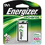 Energizer 9V 150mAh Rechargeable Nickel Metal Hydride Battery