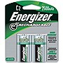 Energizer General Purpose Battery - 2500mAh - C - Nickel Metal Hydride (NiMH) - 1.2V DC