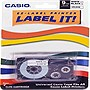 "Casio White Tape - 0.35"" - 1 x Tape"