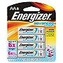 Energizer EA91BP-8 Advanced Lithium General Purpose Battery - AA - 8 / Pack