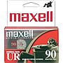 Maxell UR Type I Audio Cassette - 2 x 90Minute - Normal Bias